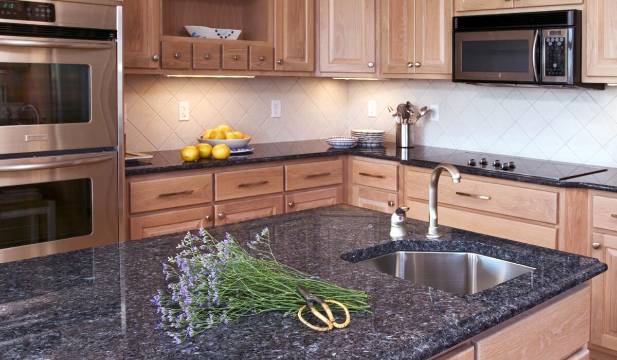 Цвета столешниц для кухни: виды и правила выбора