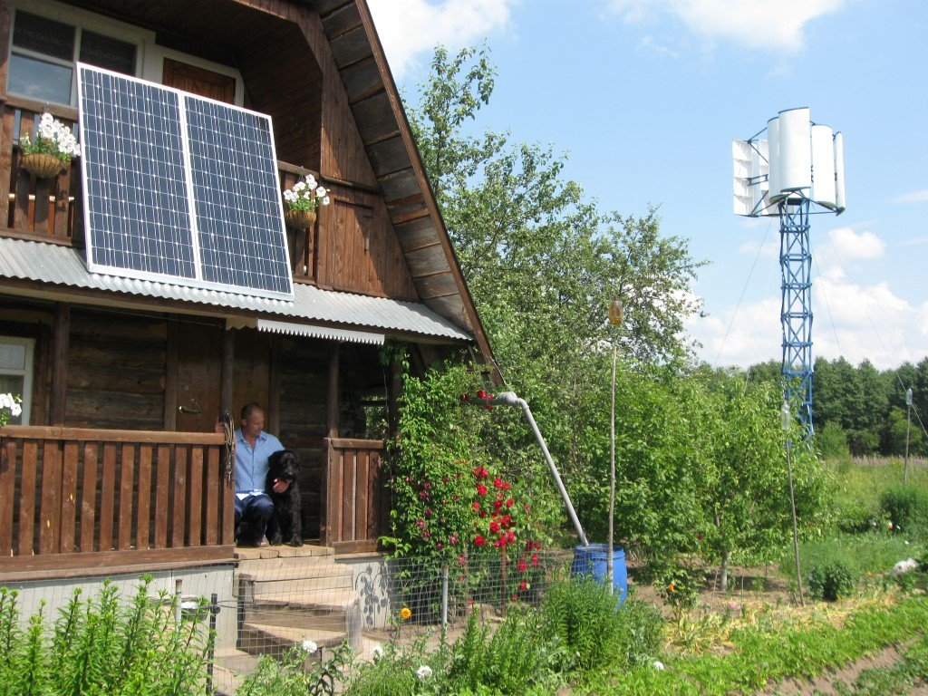 Солнечная электростанция: принцип работы, плюсы и минусы