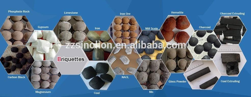 Технология брикетирования угля