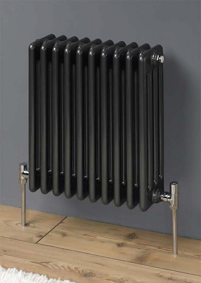 Трубчатые радиаторы отопления: конструктивные особенности и советы по монтажу