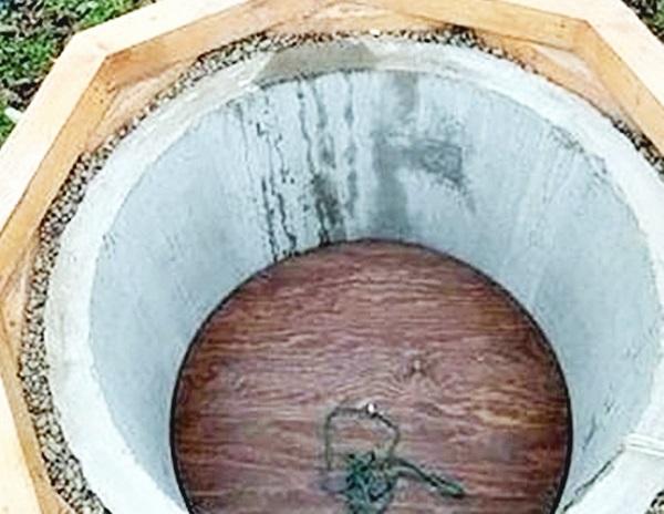 Утепление колодца своими руками или как не остаться без воды зимой