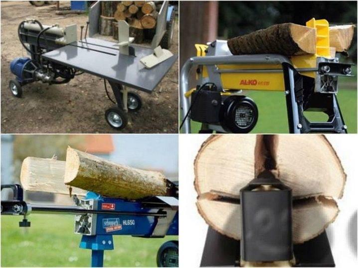 Механический дровокол своими руками: чертежи, фото, инструкция