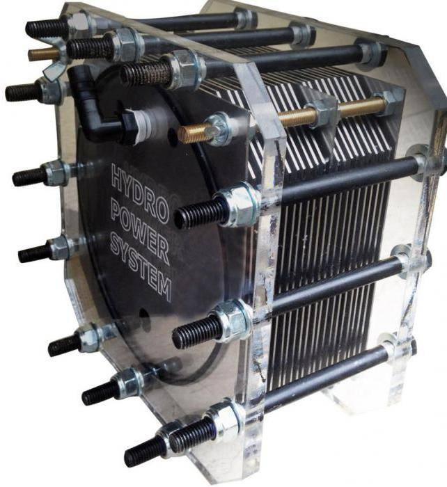 Ящик пандоры – двигатель на воде или что такое газ брауна?