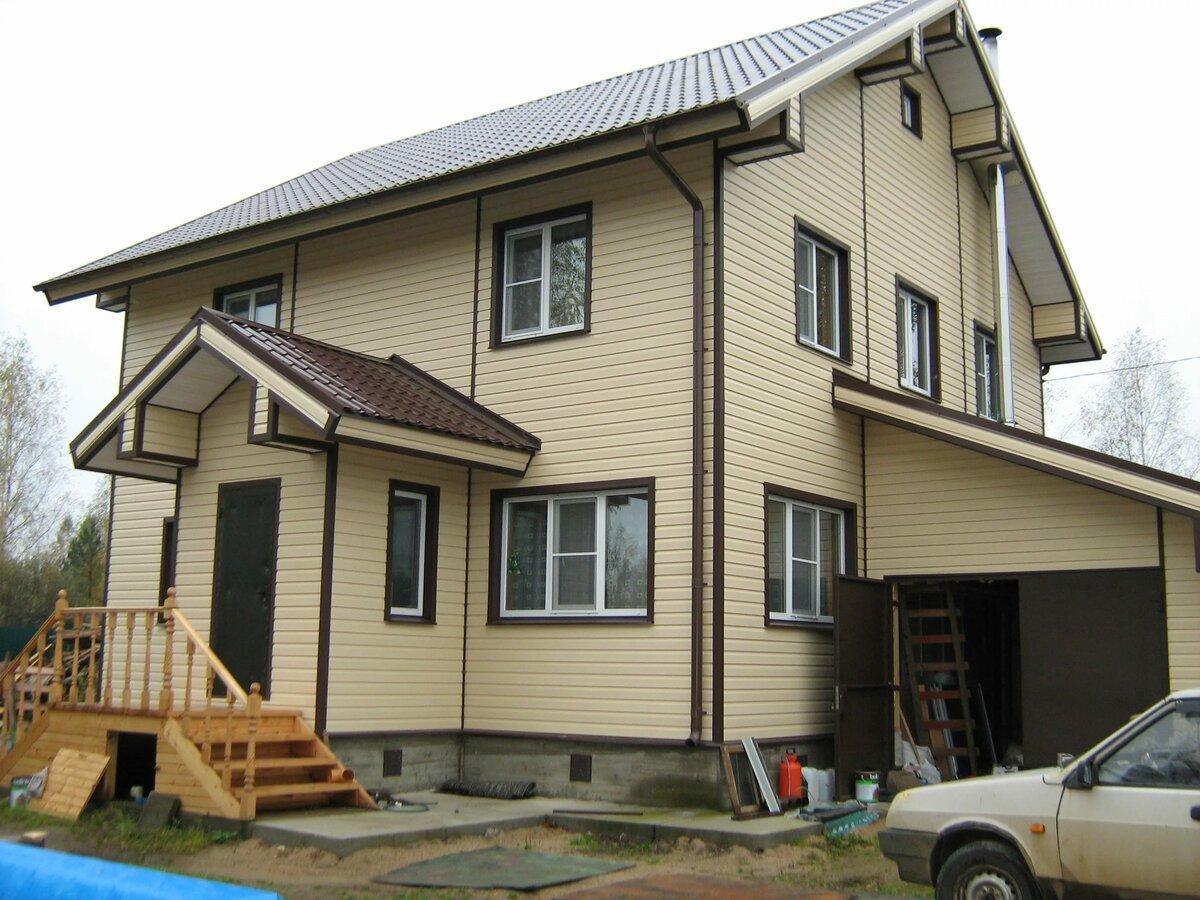 Чем можно обшить дом снаружи кроме сайдинга? достоинства и недостатки всех аналогов