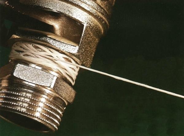 Чем лучше уплотнить резьбовое соединение на газовой трубе