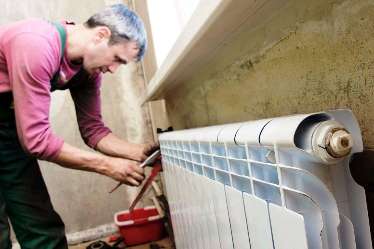 Как промыть радиатор отопления: способы и рекомендации