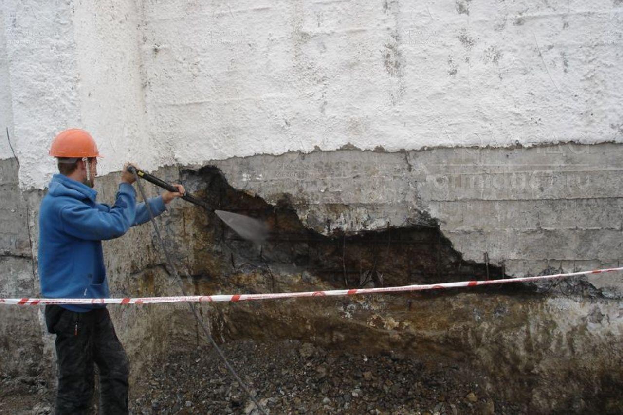 Как правильно выбрать ремонтный состав (для заделки трещин) для бетона, бетонного пола