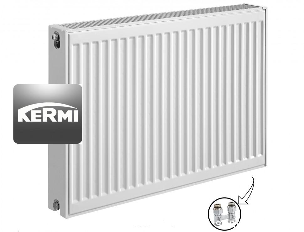 Типы и модели радиаторов «керми»