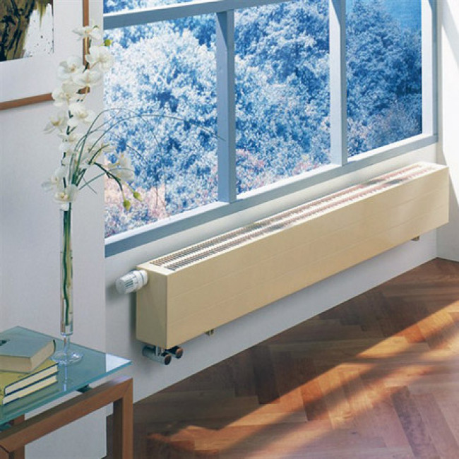 Радиаторы отопления низкие по высоте | всё об отоплении
