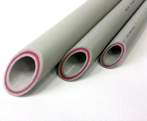 Полипропиленовая труба армированная стекловолокном для отопления – характеристики