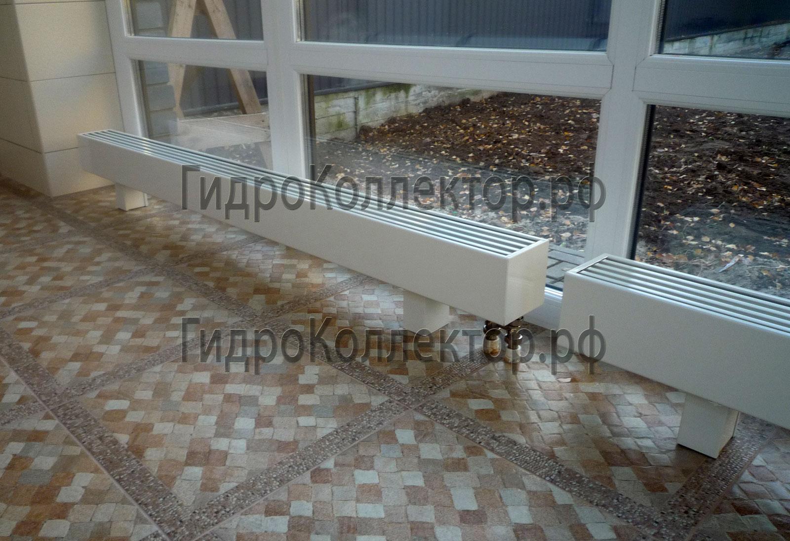 Все варианты отопления при панорамных окнах | ремонтируем и строим