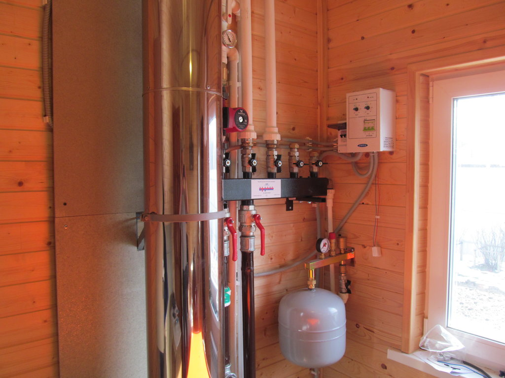 Отопление загородного дома электричеством: варианты и цены