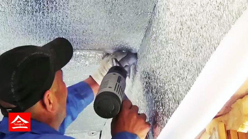 Клей для теплоизоляции - 110 фото утепления современными материалами