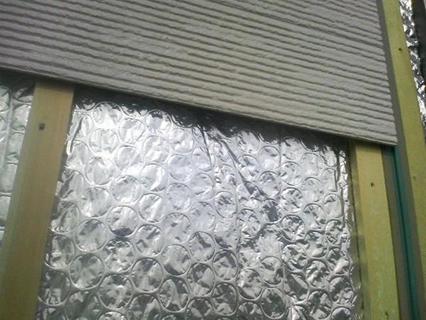Фольгированный утеплитель для стен — как выбрать подходящий ? - самстрой - строительство, дизайн, архитектура.