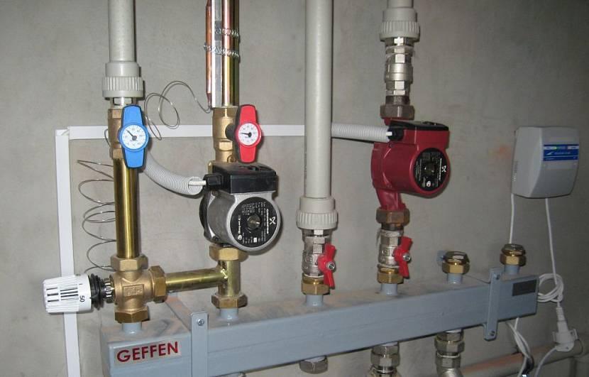 Циркуляционный насос для отопления частного дома