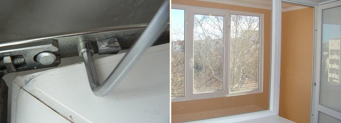 Как утеплить балконную дверь на зиму: пластиковую, деревянную и алюминиевую