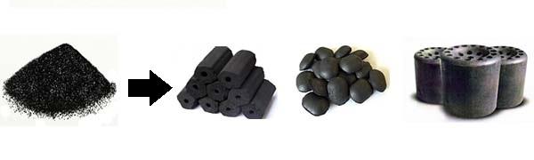 Брикетирование угля: технология, особенности и устройства для домашнего изготовления