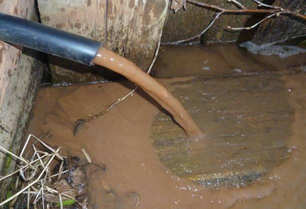 Что делать, в колодце пропала вода - решение проблемы на vodatyt.ru