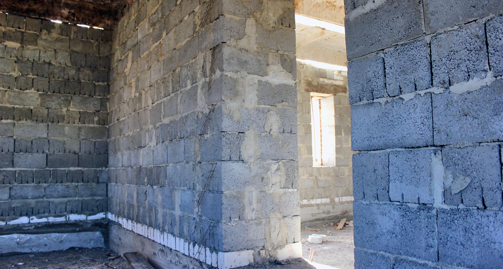 Утепление стен из керамзитобетонных блоков снаружи - клуб мастеров