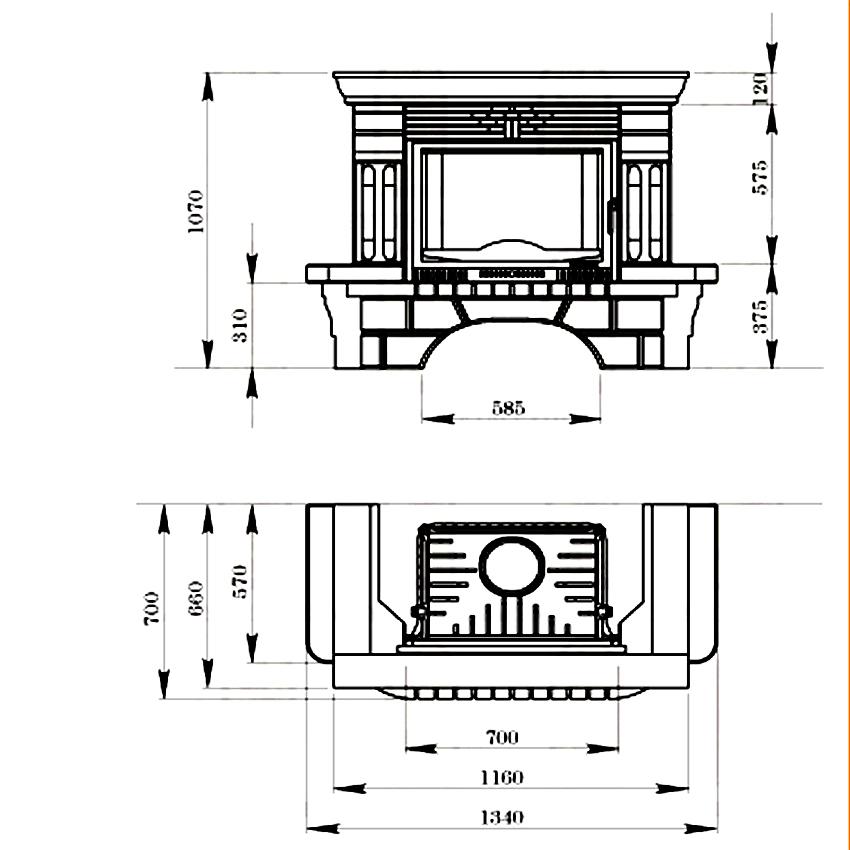 Дизайн гостиной с камином: вдохновляющие идеи оформления зоны отдыха