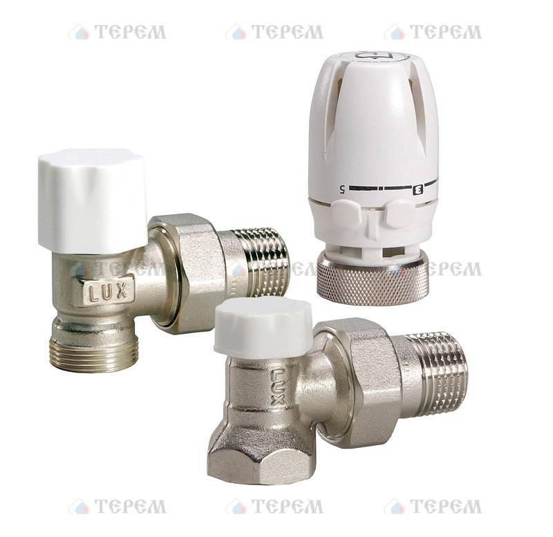 Краны для радиаторов отопления: техническое обслуживание, параметры