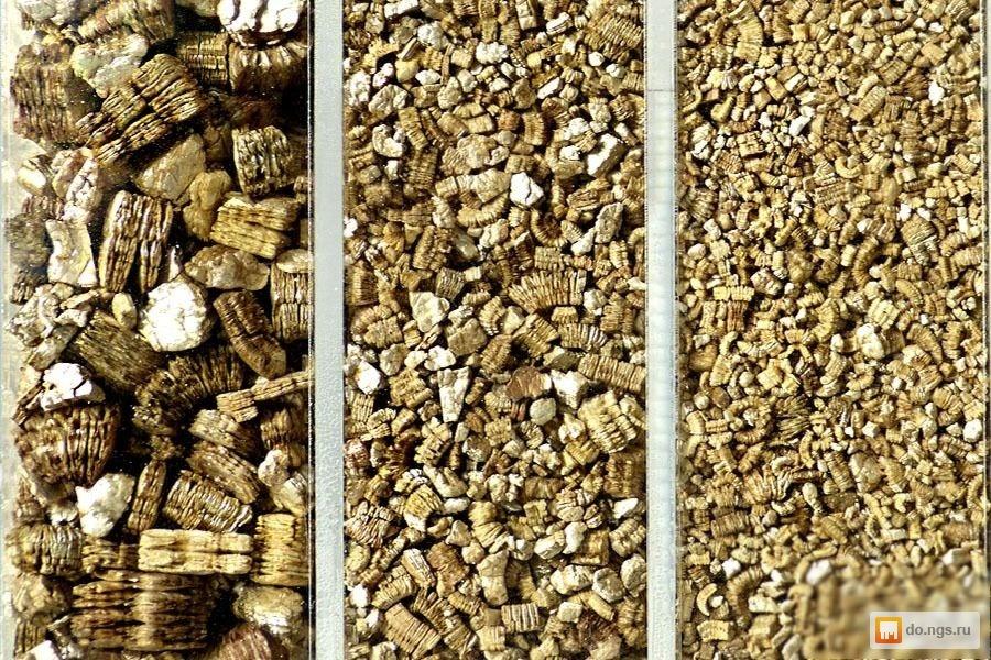 Вермикулит – универсальный материал для строительства и не только