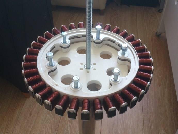 Надежный мини-ветрогенератор: изготовление ветряка своими руками из старого компьютерного кулера