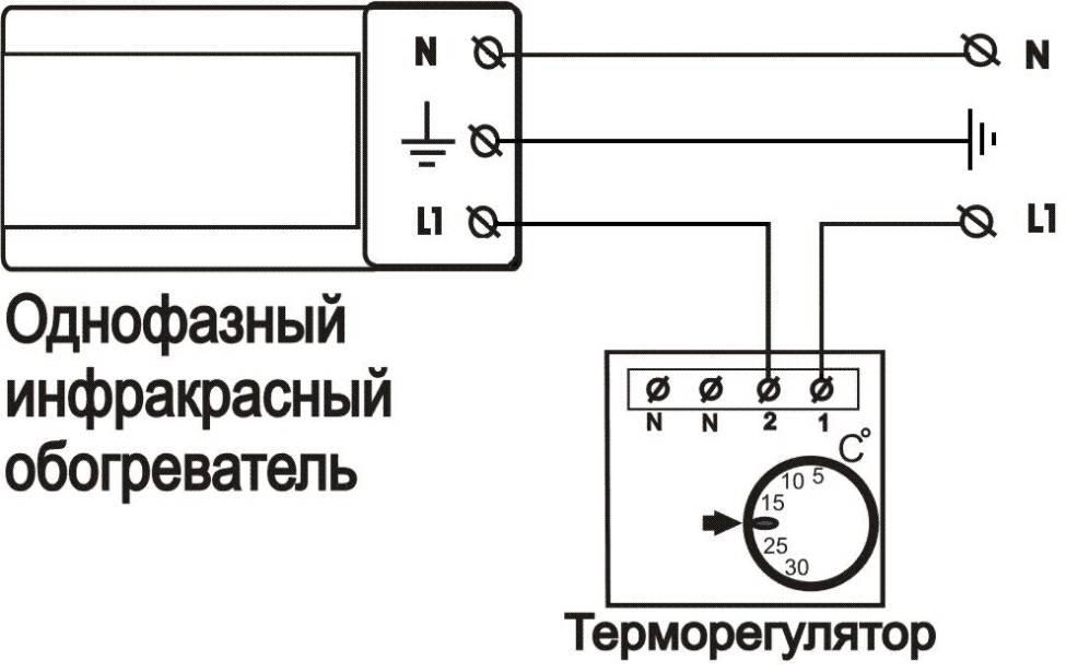 Терморегулятор для обогревателя: инструкция как подключить и настроить устройство своими руками