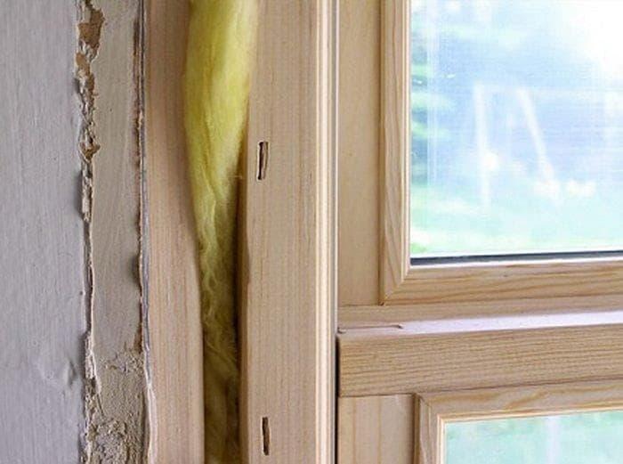 Как утеплить старые деревянные окна на зиму - клуб мастеров