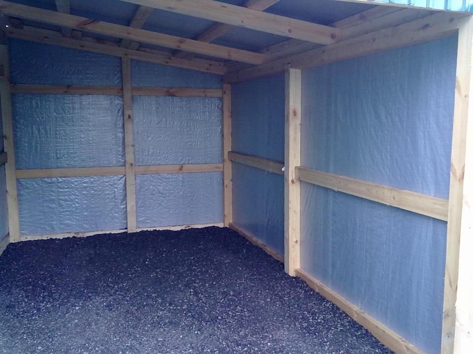 Утепление потолка в гараже - как и чем правильно утеплить потолок в гараже