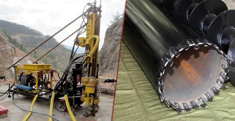 Особенности применения различных технологий бурения в процессе строительства скважины