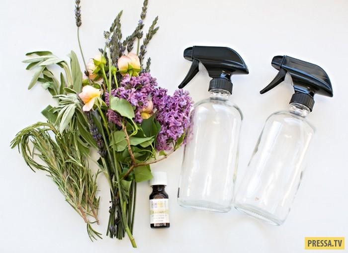 Как сделать в домашних условиях освежитель воздуха без эфирных масел из духов? как сделать освежитель воздуха в домашних условиях из эфирных масел?