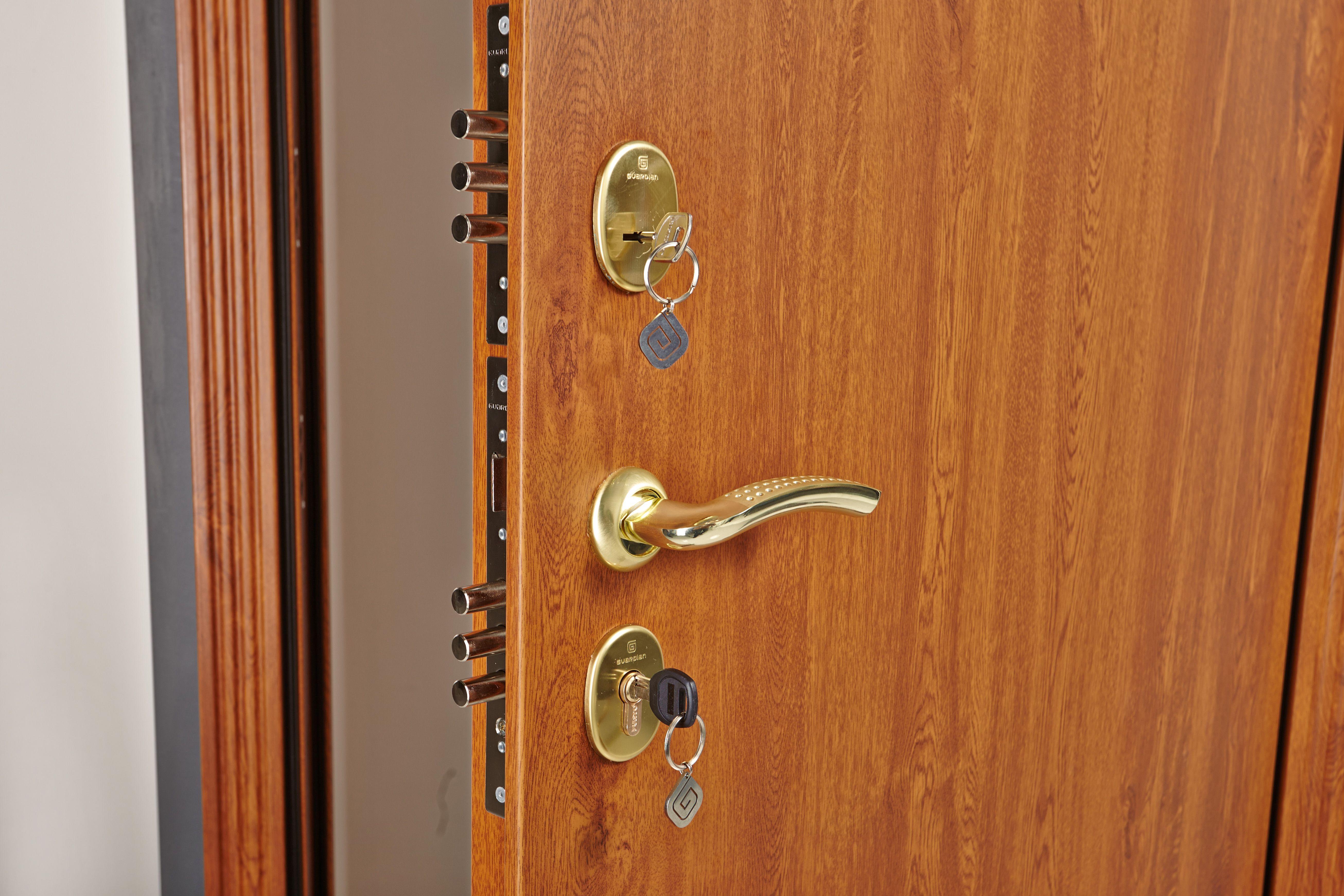 Как утеплить металлическую входную дверь - пошаговая инструкция