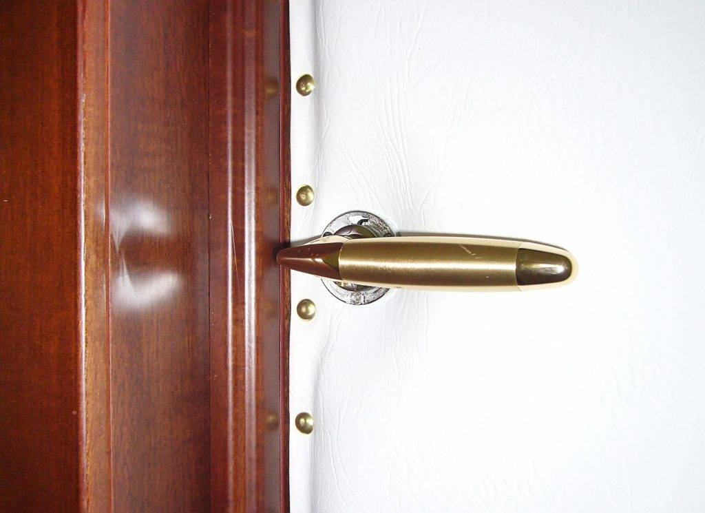 Как утеплять входные двери в частном доме: способы и советы качественного утепления деревянных дверей