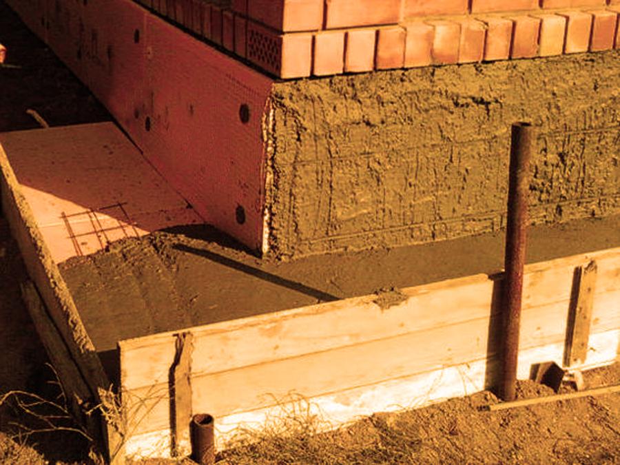 Утепление фундамента дома снаружи пеноплексом своими руками