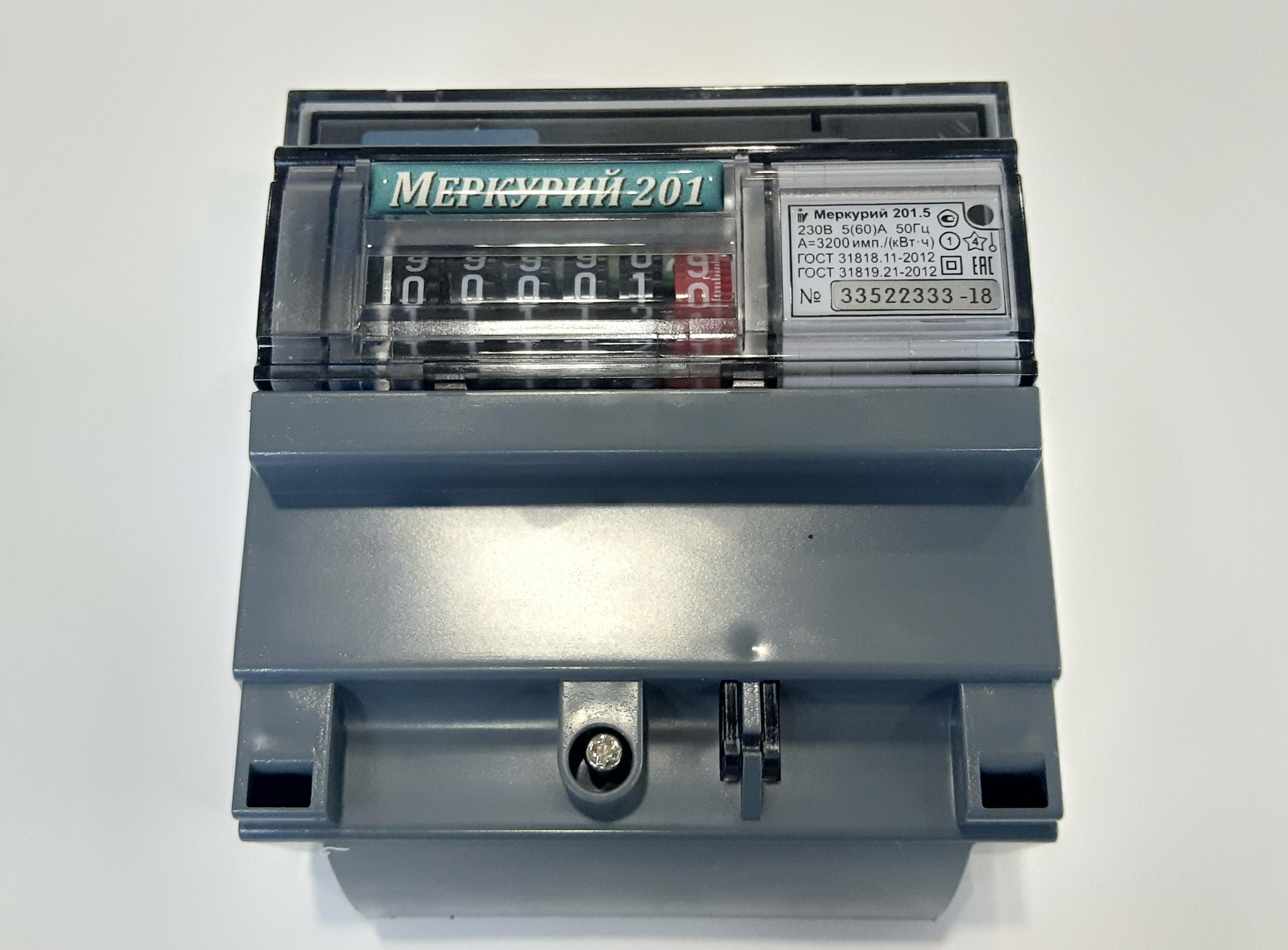 Счетчик меркурий 201.описание счетчика меркурий 201.электрощиты.сборка и проектирование.