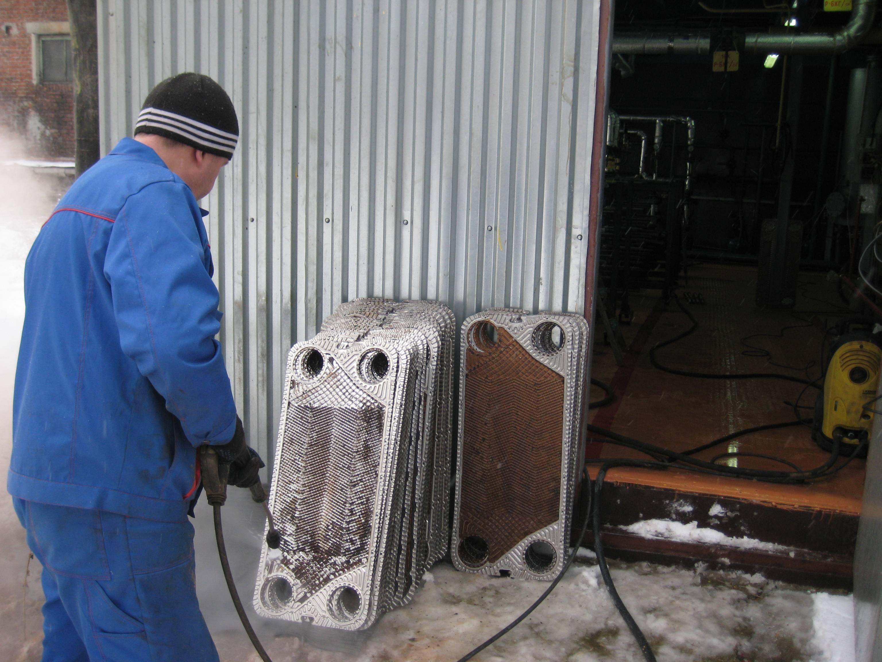 Промывка теплообменника газового котла - чем промыть, какое средство использовать для промывки своими руками