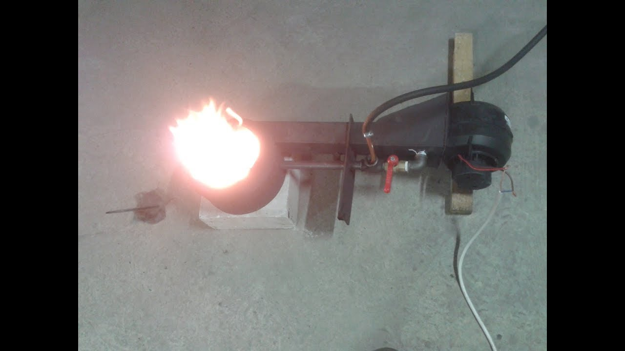 Котел на отработанном масле своими руками: изготовление самодельного котла на отработке