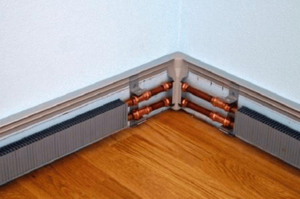 Особенности применения электрического теплого плинтуса - жми!