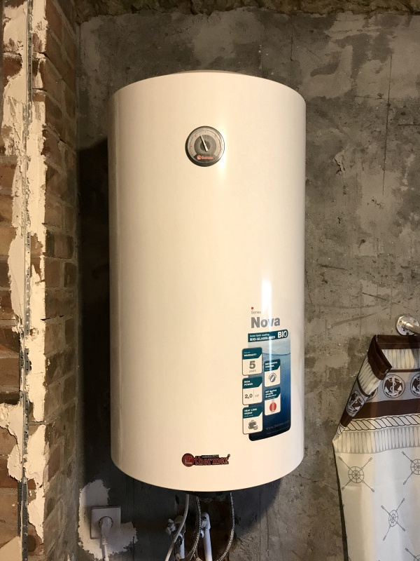 Обзор накопительных водонагревателей емкостью 100 литров