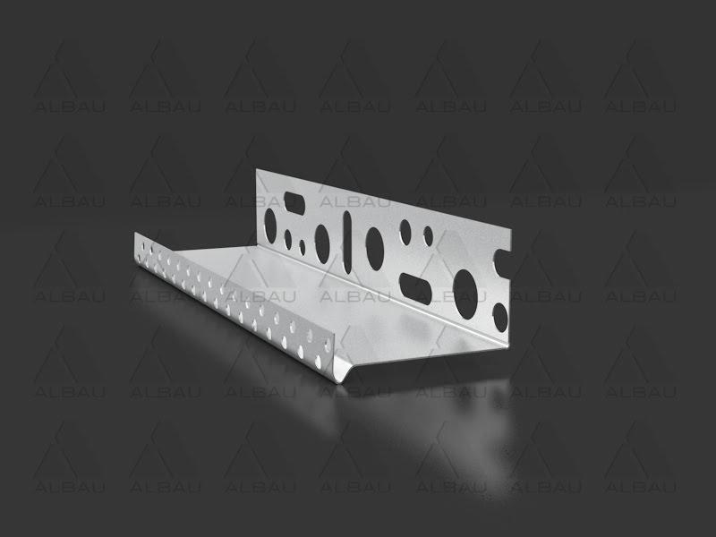 Цокольный профиль: алюминиевый 100 мм, водоотталкивающий для цоколя, утеплителя, пенопласта, видео-инструкция по монтажу своими руками, фото и цена