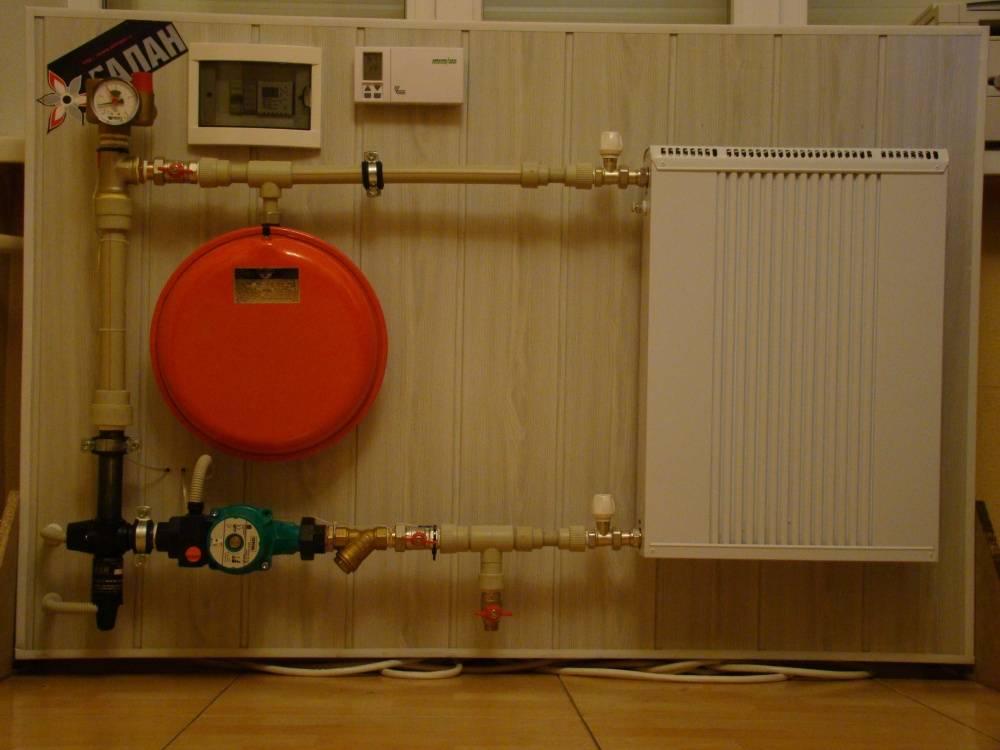 Самодельный электрокотел для отопления дома