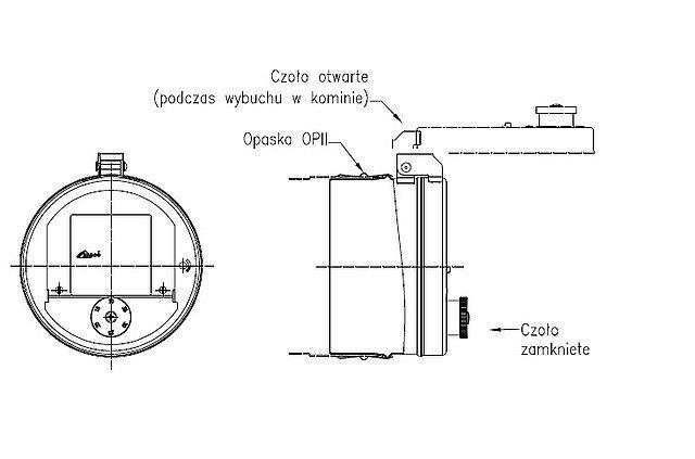 Стабилизатор (регулятор) тяги дымохода: чертежи, принцип работы, изготовление своими руками