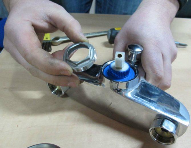 Советы мастера: как отремонтировать водопроводный кран своими руками