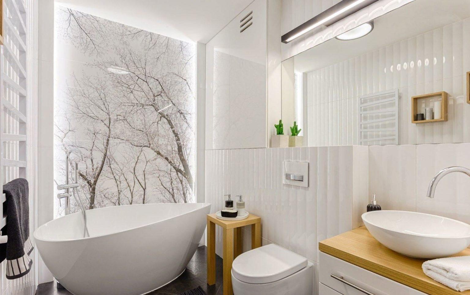 100 лучших идей: дизайн ванной комнаты в скандинавском стиле