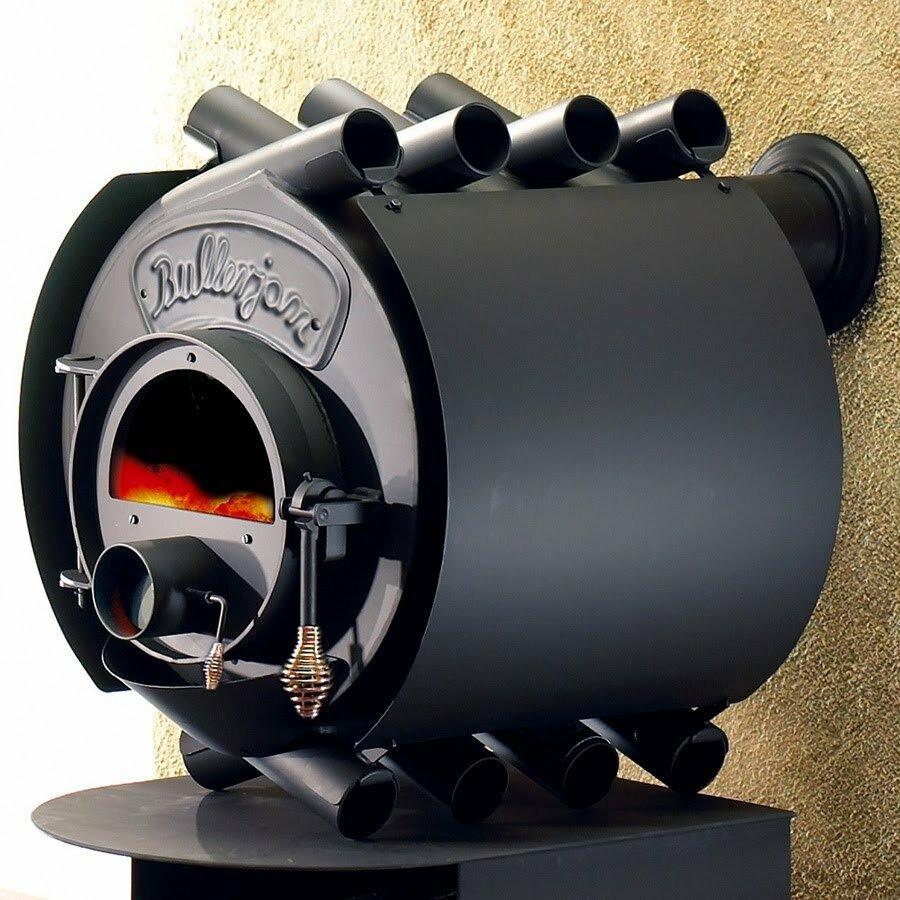 Печь булерьян: конструкция, как сделать котел с водяным контуром своими руками, чертежи