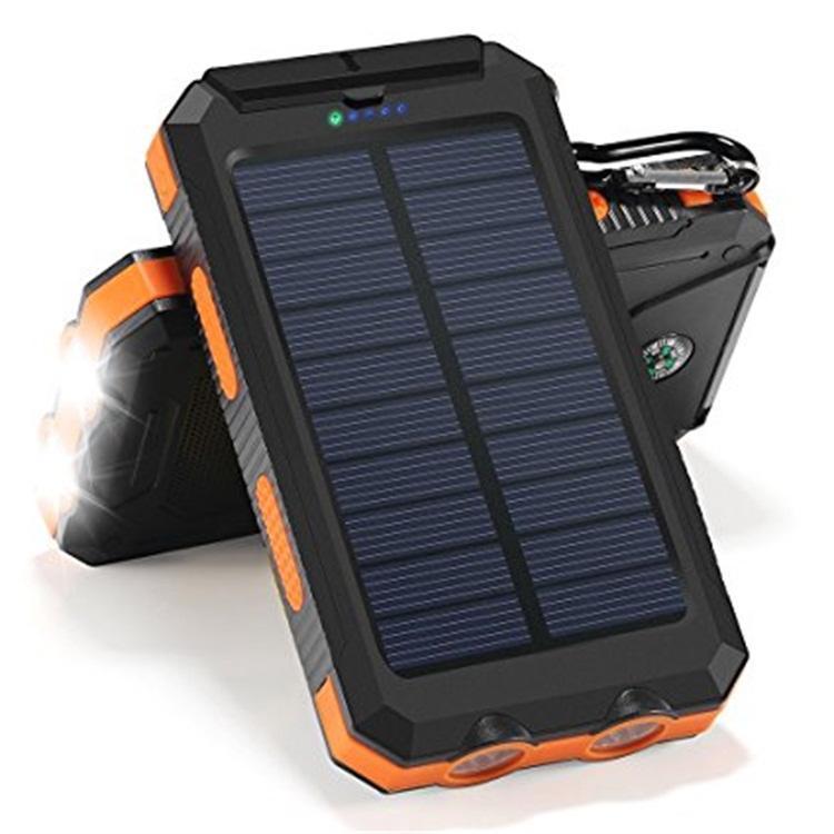 Топ-8 популярных power bank на солнечных батареях: достоинства, особенности, цена, где купить