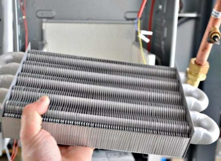 Промывка котлов: очистка теплообменника газовой модели, как промыть двухконтурный котел в домашних условиях