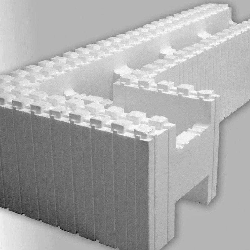 Строительство домов из несъемной опалубки под ключ