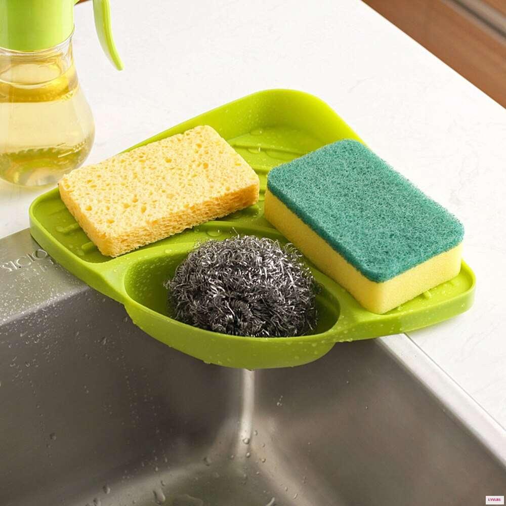 Чем заменить губку на кухне – 5 проверенных подручных предметов